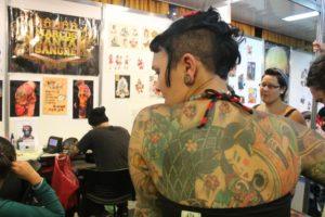 Convención de tatuajes Rosario 2017