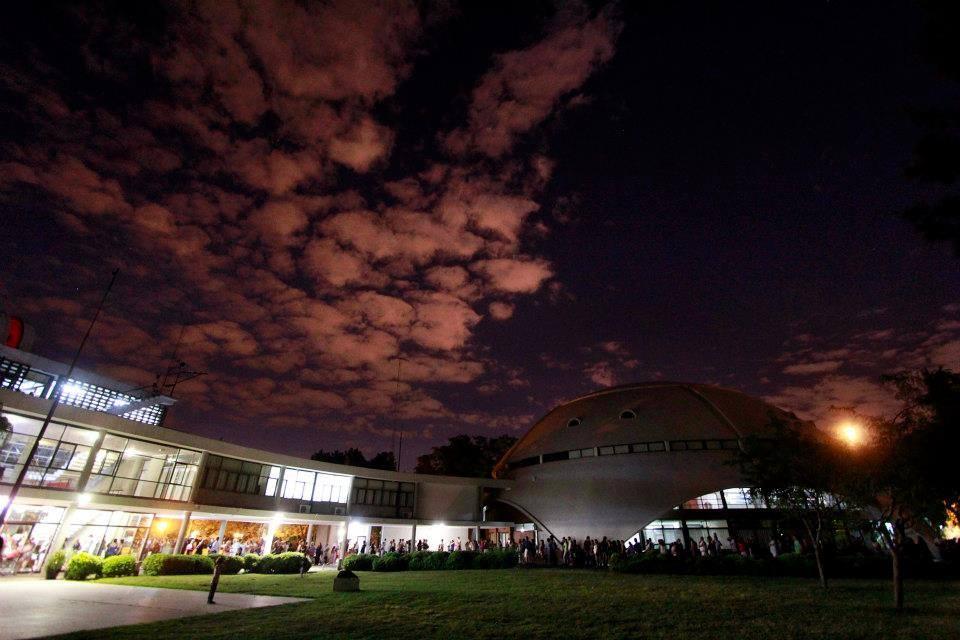 Planetario en Rosario