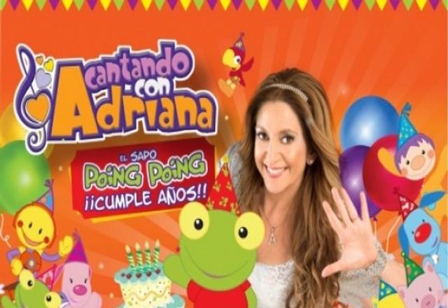 Cantando Con Adriana Personajes Cantando Con Adriana en el