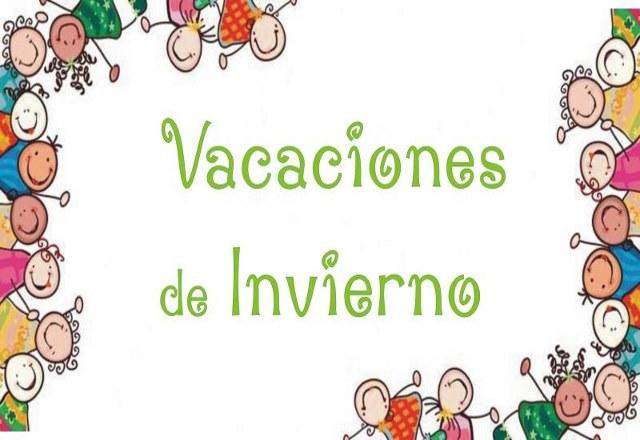 Actividades en el Triptico de la Infancia en Vacaciones de invierno
