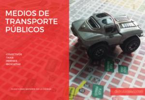 Transporte en Rosario