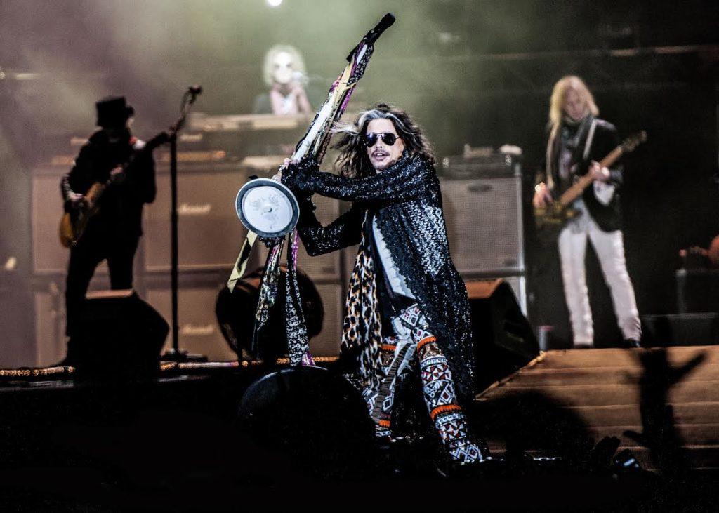 Aerosmith en Rosario
