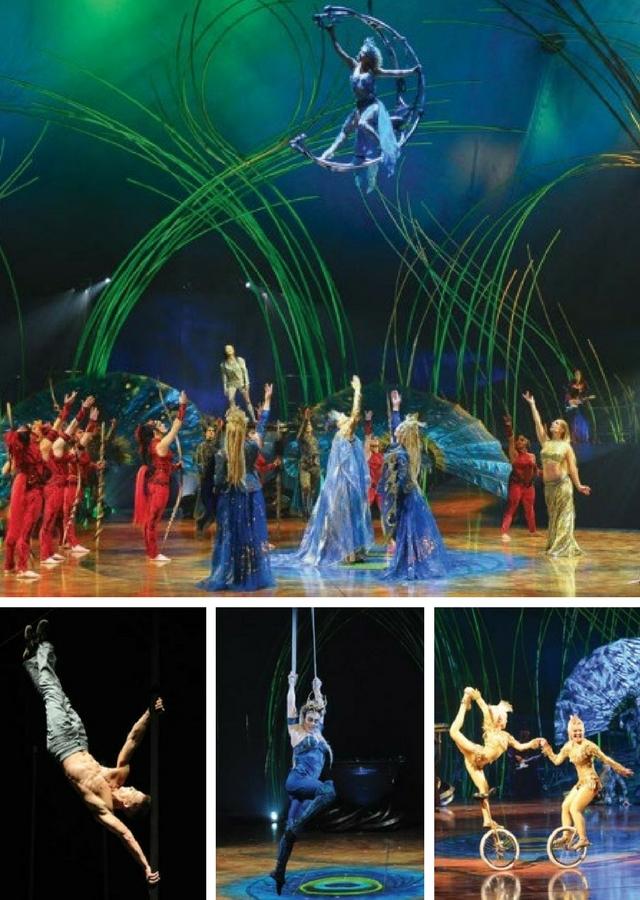 Cirque du Soleil en Rosario