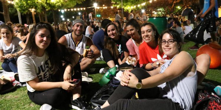 Picnics nocturnos en Rosario