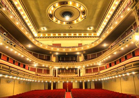 Auditorio Fundación Astengo